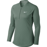 Nike Pure 1/2 Zip Women's Tennis Top
