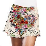 LacoaSports Tattoo Women's Tennis Skirt