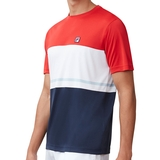 Fila Heritage Color Block  Men's Tennis Crew