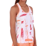 Athletic Dna Art Brush Racerback Women's Tennis Tank