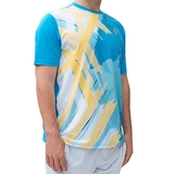 Athletic DNA Mesh Tiger Claw Men's Tennis Crew