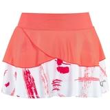 Athletic Dna Art Brush Girl's Tennis Skirt
