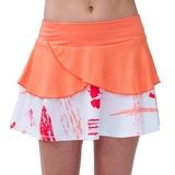 Athletic Dna Art Brush Women's Tennis Skirt