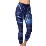 LacoaSports Blue Waves Women's Legging