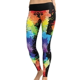 LacoaSports Paint Women's Leggings