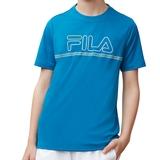 Fila Serve And Volley Fila Boy's Tennis Crew