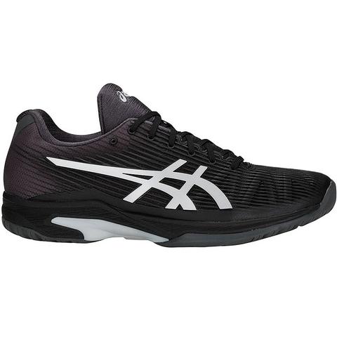 Asics Solution Speed FF Men's Tennis Shoe Black/silver