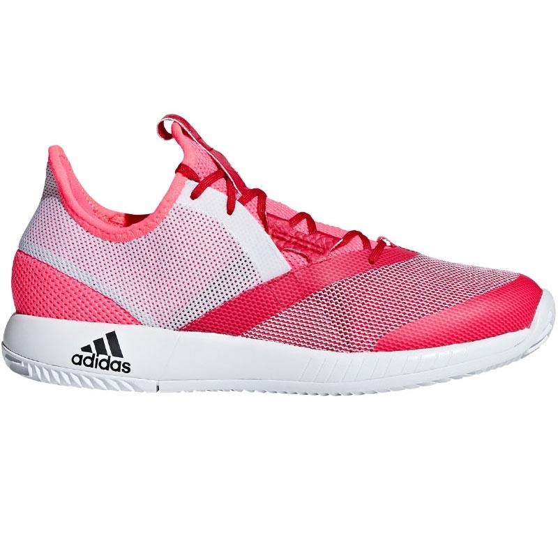 promo code 8f91d eb0b0 Adidas Adizero Defiant Bounce Womens Tennis Shoe