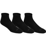 Asics 3 Pack Cushion Quarter Men's Socks