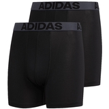 Adidas Performance Climalite 2 Pack Boy's Boxer Brief