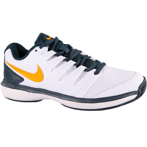 671e8527c0292 Nike Air Zoom Prestige Women s Tennis Shoe White orange