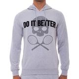 Hydrogen Do It Better Men's Tennis Hoodie