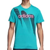 Adidas Seasonal Graphic Men's Tennis Tee