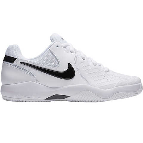 d930934a865 Nike Air Zoom Resistance Men's Tennis Shoe White/black