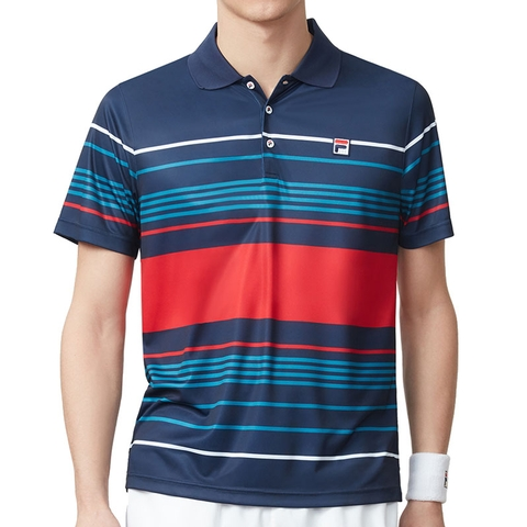 0f5b8cbf Fila Heritage Striped Men's Tennis Polo. FILA - Item #TM183W56412