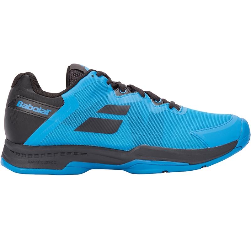 Babolat Tennis Shoes >> Babolat Sfx 3 All Court Men S Tennis Shoe Blue Black