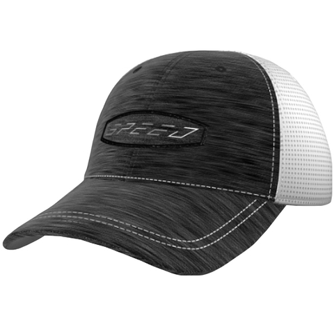 Head Speed Hat Black white bdb197162374