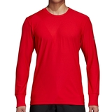 Adidas Barricade Long Sleeve Men's Tennis Crew