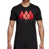 Adidas Barricade Graphic Men's Tennis Tee