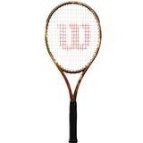 Wilson Burn 100ls Sand Camo Tennis Racquet