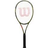Wilson Blade 98l Green Camo Tennis Racquet