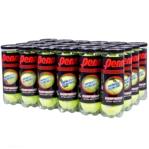 Penn Championship Extra Duty Tennis Ball Case - 3 Ball Cans