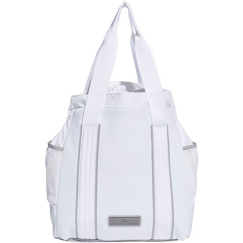 4fb302a811 Adidas Stella McCartney Tennis Bag White