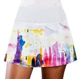 Lacoasport New York Womens Tennis Skirt