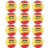 Penn Qst 36 Foam 12 Pack Tennis Balls