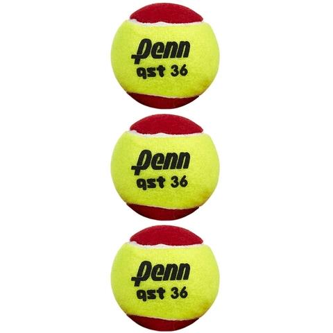 Penn Qst 36 Low Compression Balls 3 Pack