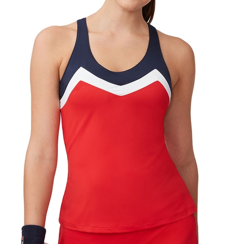 82e5abd7e623b Fila Heritage T-Back Women s Tennis Tank. FILA - Item  TW183Y11622