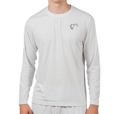 Athletic Dna Ventilator Long Sleeve Mens Tennis Top