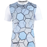 Athletic Dna Mesh Back Hex Boy's Tennis Crew