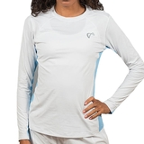 Athletic Dna Ventilator Long Sleeve Womens Tennis Top