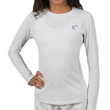 Athletic Dna Advantage Long Sleeve Women's Tennis Top