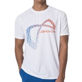 Athletic Dna Graphic Men's Tennis Crew