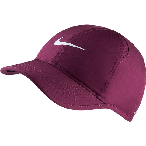 detailed look 874b4 c0d1b ... discount code for nike featherlight womens tennis hat 81d9c 2614e