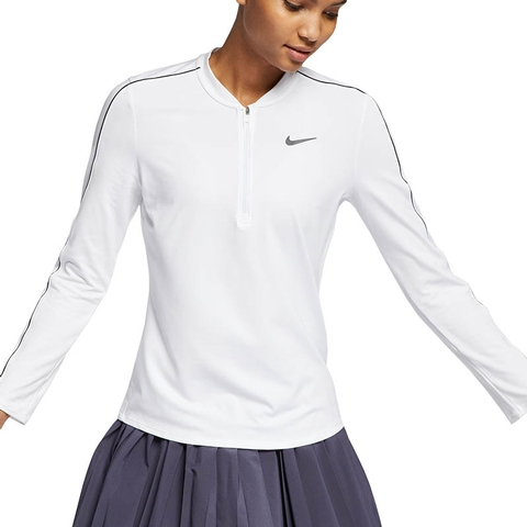 1b809cbc Nike Court Dry Long Sleeve Women's Tennis Top. NIKE - Item #939322100