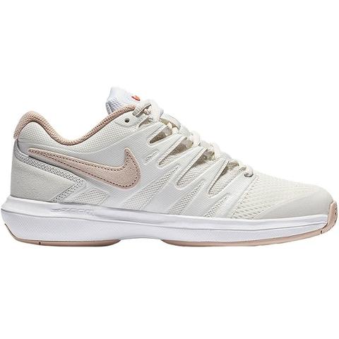 fe1123362c83 Nike Air Zoom Prestige Women s Tennis Shoe White beige