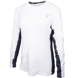 Athletic Dna Advantage Long Sleeve Girl's Tennis Top