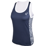 Athletic Dna Breeze Torn Girls ' Tennis Tank