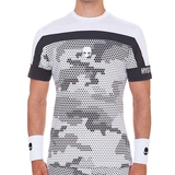 Hydrogen Tech Camo Men's Tennis Crew
