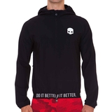 Hydrogen Tech Skull Men's Tennis Hoodie