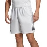 Adidas Club 3 Stripes Men's Tennis Short