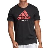 Adidas Matchcode Graphic Men's Tennis Tee