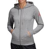 Adidas Club Logo Women's Tennis Hoodie