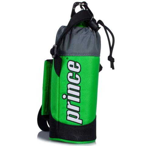 Prince Tour Team Tennis Water Bottle Green/Black/Gray
