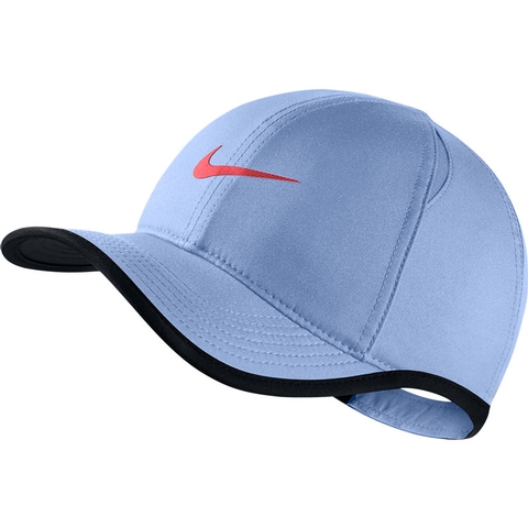 lowest discount new release 50% off Nike Featherlight Youth Tennis Hat