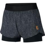 Nike Court Flex Printed Mb Women's Tennis Short