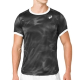 Asics Club Graphic Short Sleeve Men's Tennis Top